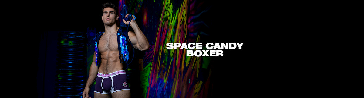 Space Candy Boxer
